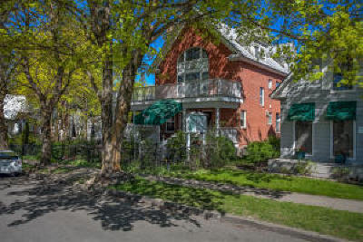 Coeur D'alene Single Family Home For Sale: 315 E Wallace Ave