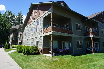 Coeur D'alene Condo/Townhouse For Sale: 229 E Indiana Ave