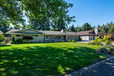 Coeur D'alene Single Family Home For Sale: 215 N Lakeview Dr