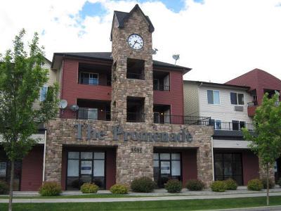 Hauser Lake, Post Falls Condo/Townhouse For Sale: 322 N Promenade Loop #103