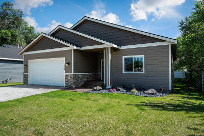 Post Falls Single Family Home For Sale: 2782 E 12th Ave