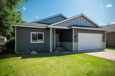 Post Falls Single Family Home For Sale: 2802 E 12th Ave