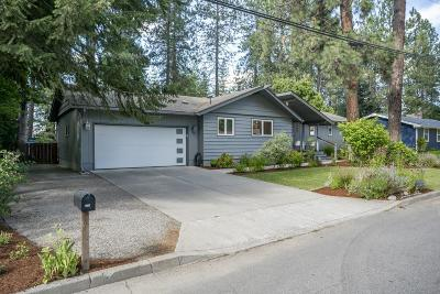 Coeur D'alene Single Family Home For Sale: 2229 W Canyon Dr