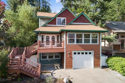 Coeur D'alene Single Family Home For Sale: 1403 E Ash Ave