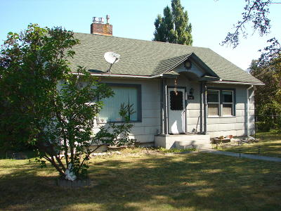 Bonners Ferry Single Family Home For Sale: 6531 Monroe St