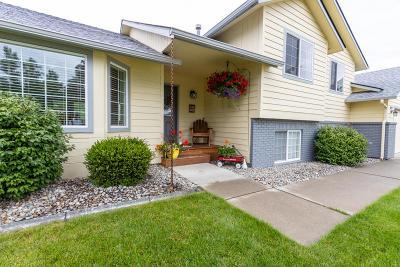 Coeur D'alene Single Family Home For Sale: 1079 E Hoffman Ave