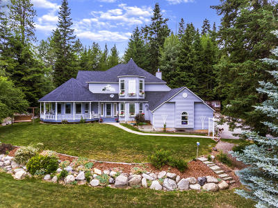 Hayden Single Family Home For Sale: 6307 E Garwood Rd