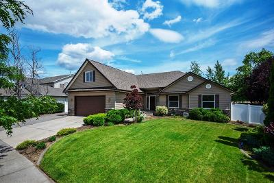 Coeur D'alene Single Family Home For Sale: 3573 W Loxton Loop