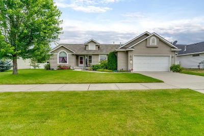 Hayden Single Family Home For Sale: 8297 N Ainsworth Dr