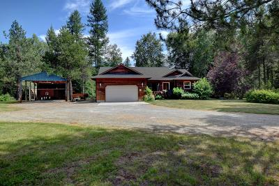 Sandpoint Single Family Home For Sale: 74 Meadowlark Ln