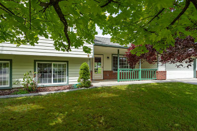Post Falls Single Family Home For Sale: 2755 N Slice Dr