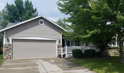 Post Falls Single Family Home For Sale: 545 E Bogie Dr