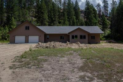 Oldtown Single Family Home For Sale: 629 Hoo Doo Loop