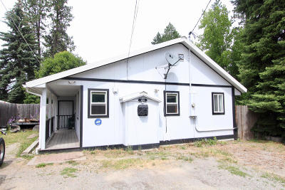 Coeur D'alene Single Family Home For Sale: 1609 E Elm Ave