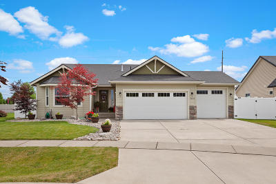 Hayden Single Family Home For Sale: 2484 W Blueberry Cir