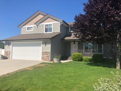Hayden Single Family Home For Sale: 2822 W Blackberry Loop