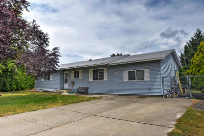 Post Falls Single Family Home For Sale: 2134 N Cecil Rd