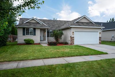 Post Falls Single Family Home For Sale: 3130 N Alfalfa Loop