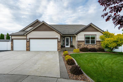 Hayden Single Family Home For Sale: 2831 W Mulberry Ct