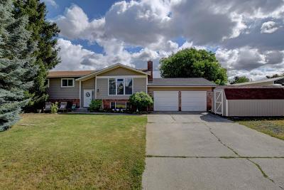 Post Falls Single Family Home For Sale: 5239 E Heather Ln