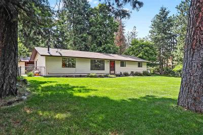 Post Falls Single Family Home For Sale: 14155 W Riverview Dr