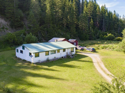 Coeur D'alene Single Family Home For Sale: 1677 S Gateway Ranch Rd