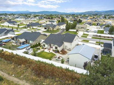 Post Falls Single Family Home For Sale: 1062 W Jenicek Loop