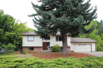 Coeur D'alene Single Family Home For Sale: 6265 N Sunrise Terrace