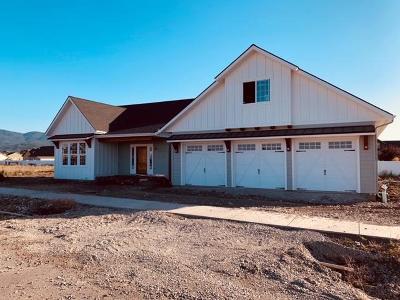 Post Falls Single Family Home For Sale: 1338 W Wayward Circle
