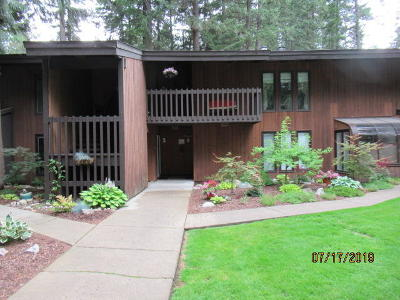 Rathdrum Condo/Townhouse For Sale: 5480 W Racquet Rd #4