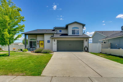 Post Falls Single Family Home For Sale: 525 N Silkwood Dr