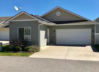Coeur D'alene Single Family Home For Sale: 7846 N Hilliard Ct