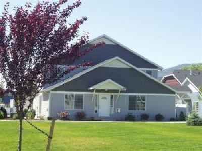Hauser Lake, Post Falls Condo/Townhouse For Sale: 1257 N Forsythia Cir