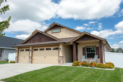 Hayden Single Family Home For Sale: 10979 N Seaside St