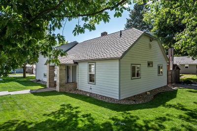 Coeur D'alene Single Family Home For Sale: 817 N 11th St