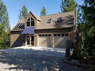 Coeur D'alene Single Family Home For Sale: 3578 E Fernan Terrace Dr