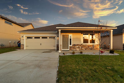 Rathdrum Single Family Home For Sale: 12900 N Shortline St