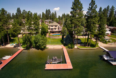 Waterfront Homes for Sale in Post Falls, ID