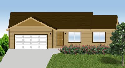 Single Family Home For Sale: L20 B5 Shoshone Blvd