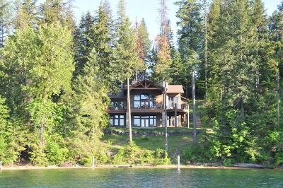 Hayden Single Family Home For Sale: 6791 E Yellowbanks Rd