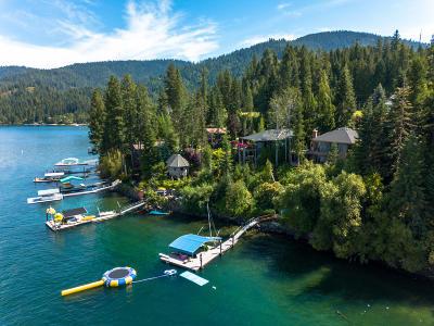 Hayden Single Family Home For Sale: 5337 E Hayden Lake Rd