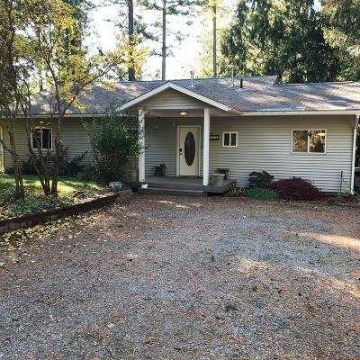 Rathdrum Single Family Home For Sale: 11474 W Sandra Lee Dr