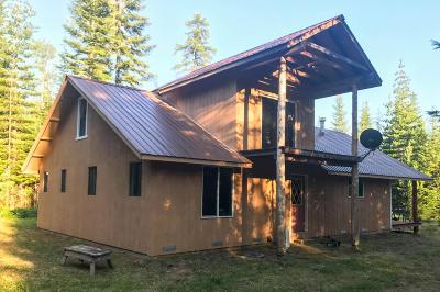 Clark Fork Single Family Home For Sale: 346 Old Range Rd.