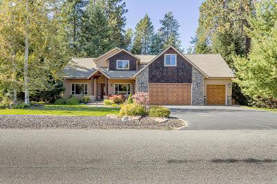 Hayden Single Family Home For Sale: 12733 N Bradbury Dr