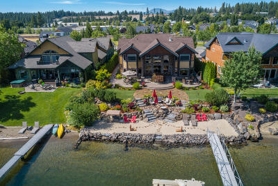 Coeur D'alene Single Family Home For Sale: 4861 W Mill River Ct