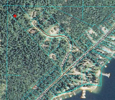 Priest Lake Residential Lots & Land For Sale: Cougar Run