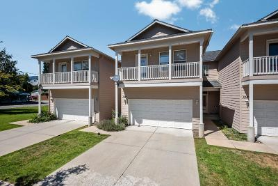 Sandpoint Condo/Townhouse For Sale: 1312 Fir St