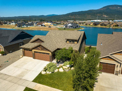 Rathdrum Single Family Home For Sale: 14689 N Pristine Cir