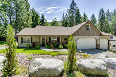 Hayden Single Family Home For Sale: 8732 N Clarkview Pl