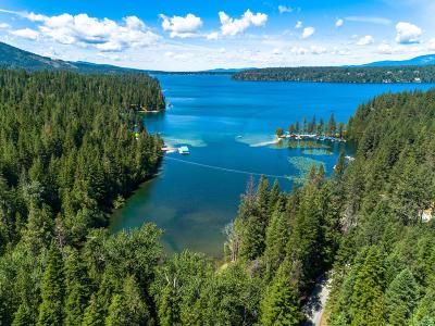 Hayden Residential Lots & Land For Sale: NKA E Hayden Lake Rd